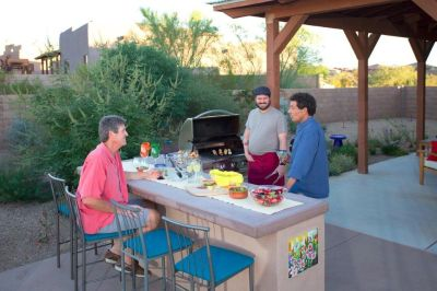 Barbeque in Arizona