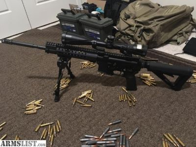 For Sale: Cmmg wasp upper