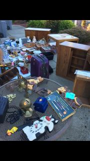 San Leandro Yard Sale $1 Special - Closing at 3:00PM