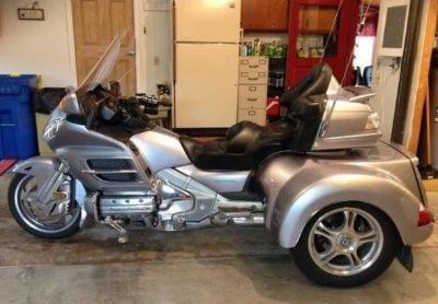 2009 Honda Gl1800-Goldwing-Trike