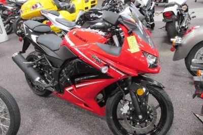 2012 Kawasaki NINJA 250 Sport Motorcycles Springfield, OH