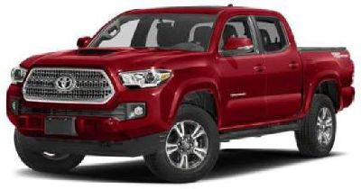 2018 Toyota Tacoma TRD Sport Double Cab 5' Bed V6 4x4 AT