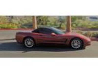 1999 Chevrolet Corvette 2dr Convertible for Sale by Owner