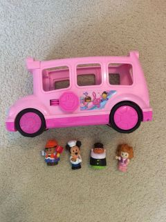 Little People Bus