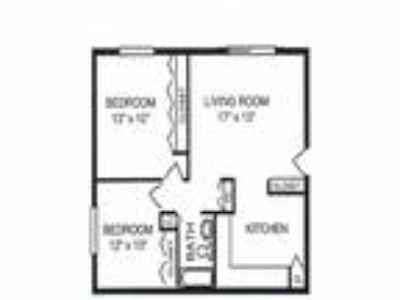 Riverwoods Apartments - Two BR One BA - Garden Level