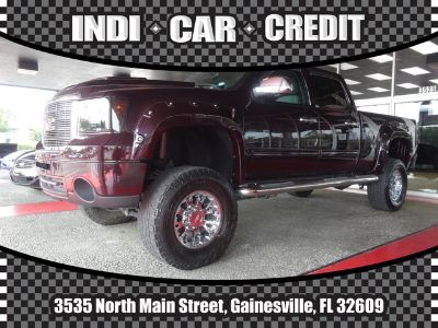 2008 GMC RSX Work Truck (Black Cherry)