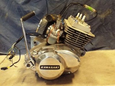 Purchase KAWASAKI H2 750 NITROUS INJECTED RACE ENGINE BUILT BY PHR COMPLETE SUPER NICE motorcycle in Denver, Colorado, United States, for US $5,500.00