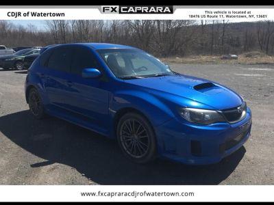2013 Subaru Impreza WRX Base (Plasma Blue Pearl)