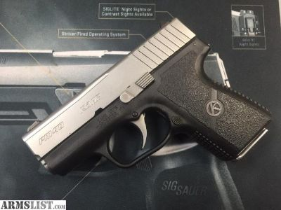 For Sale: KAHR PM40
