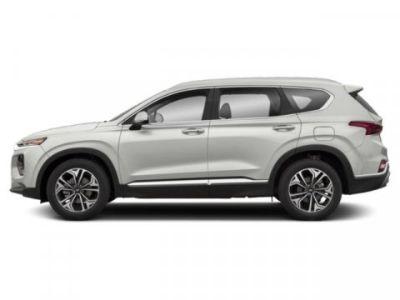 2019 Hyundai Santa Fe Ultimate AWD (Quartz White)