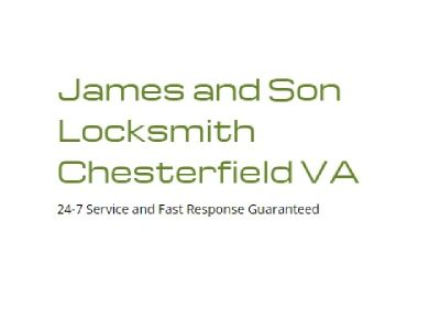 James and Son Locksmith Chesterfield VA