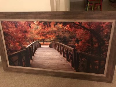 Fall Art (56in x 32in)