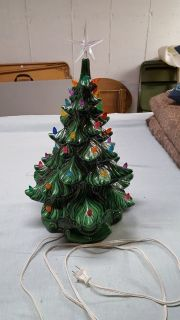 Ceramic Christmas tree (Atlantic mold)