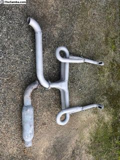 """1.75"""" Performance Exhaust System"""