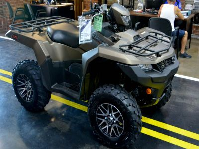 2019 Suzuki KingQuad 750AXi Power Steering SE+ Utility ATVs Clearwater, FL