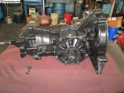 Remanufactured IRS Trans