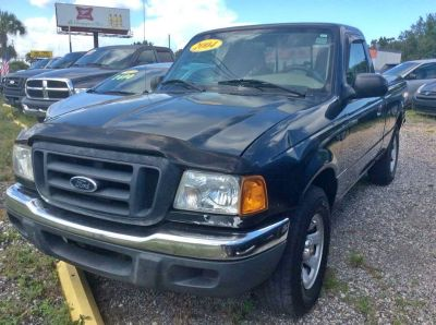 2004 Ford Ranger XL (Gray)
