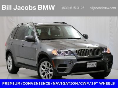 2013 BMW X5 xDrive35i (Space Gray Metallic)