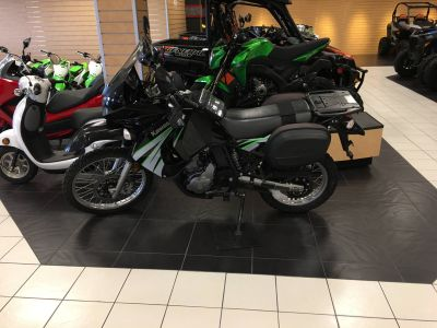 2009 Kawasaki KLR 650 Dual Purpose Motorcycles Chanute, KS
