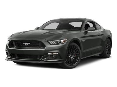 2015 Ford Mustang GT (Blue)
