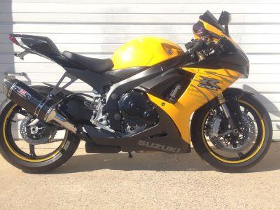 2012 Suzuki GSX-R750 SuperSport Motorcycles Sanford, NC