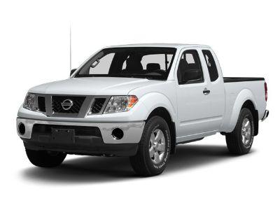 2013 Nissan Frontier XE (Glacier White)