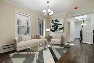 412 Woodlawn Ave JERSEY CITY Five BR, Brick Sophisticated 2