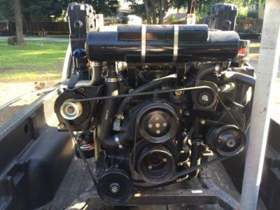 Find Mercruiser 7.4L MPI Bravo Engine 454 Stern Drive Gen 6 motorcycle in Santa Rosa, California, United States, for US $5,000.00