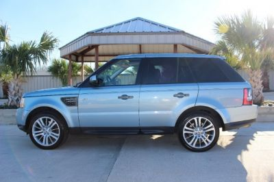 2011 Land Rover Range Rover Sport 4WD 4dr HSE LUX