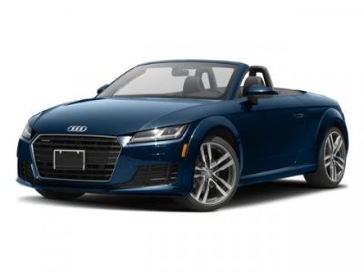 2018 Audi TT 2.0T Roadster (Black Metallic)