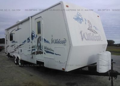2006 WILDCAT TRAVEL TRAILER