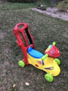 Vtech Sit to Race Smart Wheels Ride On
