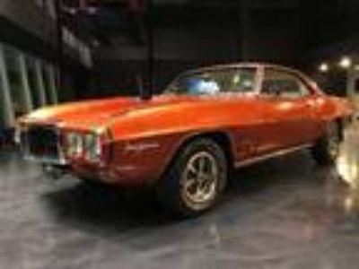1969 Pontiac Firebird 350 Immaculate