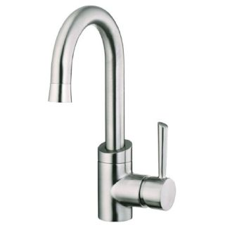 Belle Foret BF505SS Universal Contemporary Bar/Prep Sink Faucet