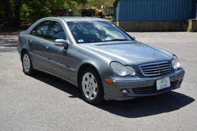 2005 Mercedes-Benz C-Class C240 (Granite Grey Metallic)