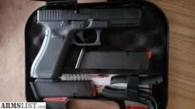 For Trade: Glock Gen 5 Model 17