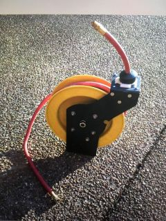 Air reel with hose. NEW