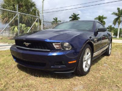 *** 2010 FORD MUSTANG PREMIUM COUPE 68K MILES ***