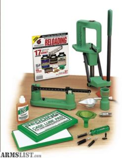 For Sale: New Reddington Reloader Kit, lathe, dies