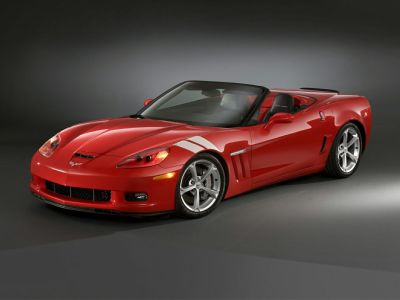 2011 Chevrolet Corvette Z16 Grand Sport (Black)