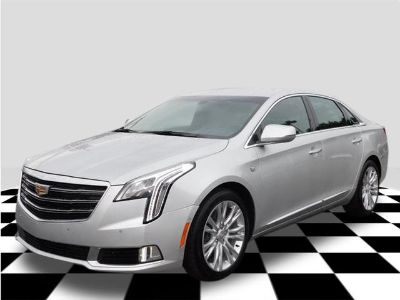 2019 Cadillac XTS Luxury Collection (Radiant Silver Metallic)
