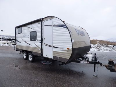 New 2017 Forest River RV Wildwood X Lite FS 172BH Travel Trailer