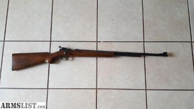 For Sale: Winchester model 72-22 short