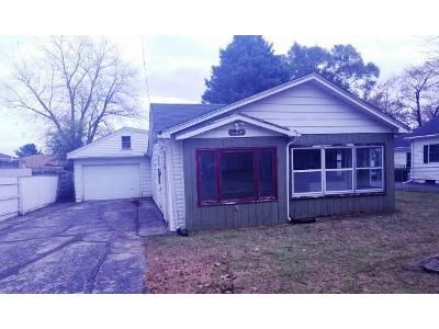 2 Bed 1 Bath Foreclosure Property in Byron, IL 61010 - N Mineral St