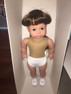 New 18 inch doll eleanor rose