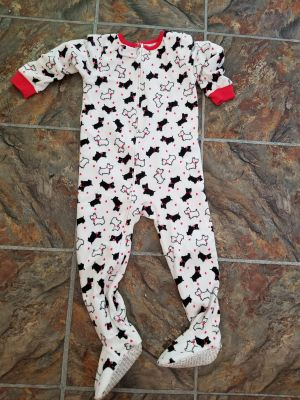 Carters puppy dog pjs