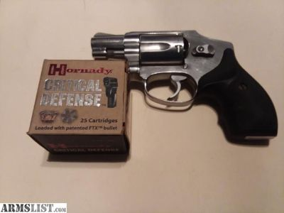 For Sale: S&w 640