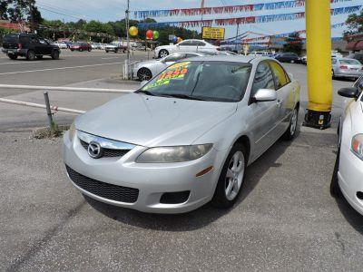 2006 Mazda Mazda6 s (Silver)
