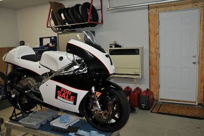 2009 Yamaha TZ250 5KE