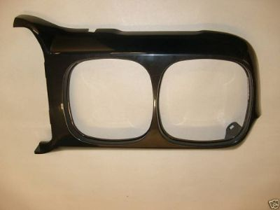 Purchase 1969 FIREBIRD TRANS AM FRONT BUMPER HEADLIGHT SURROUND DRIVERS SIDE LEFT motorcycle in La Follette, Tennessee, United States, for US $85.00